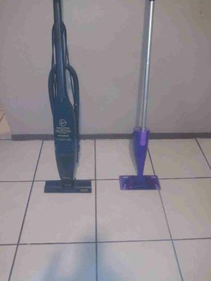 Vacuum cleaner and swiffer for Sale in Tampa, FL