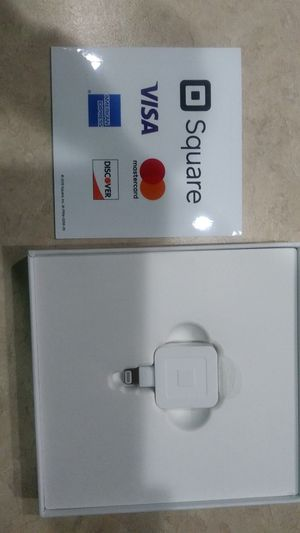 Square card apple reader for Sale in Cape Coral, FL