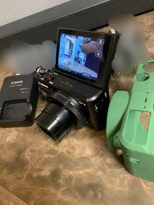 Canon G7x mark II for Sale in La Feria, TX