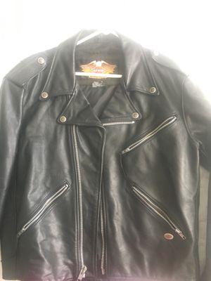 Harley Davidson leather jacket for Sale in Darrington, WA