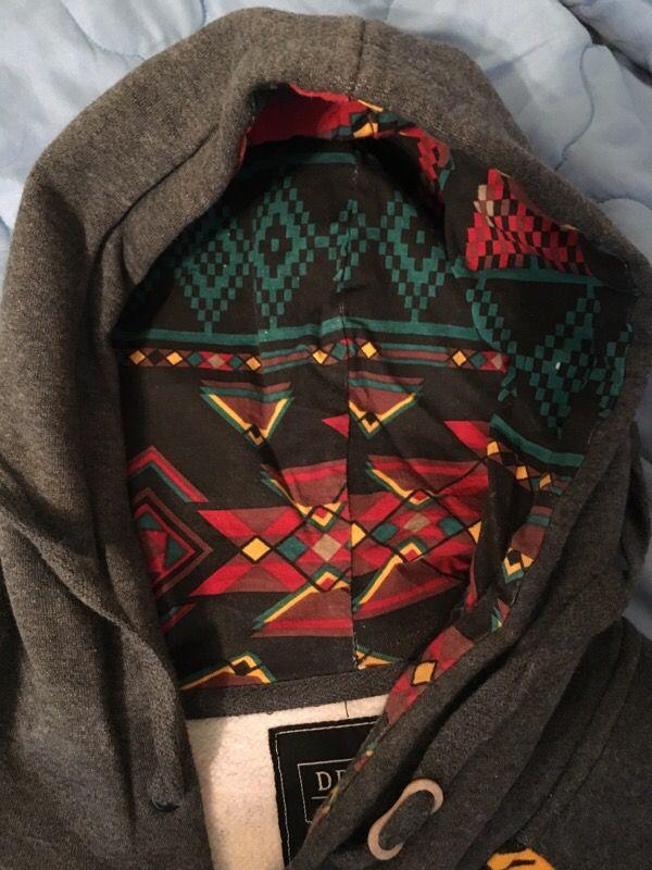 Men's (Medium) Aztec Hoodie