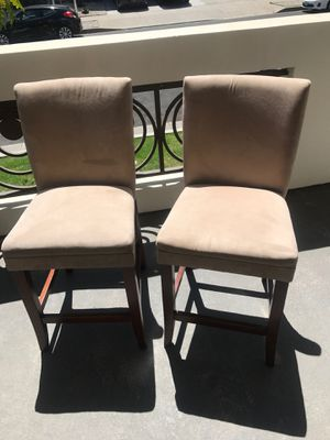 Velvet chairs for Sale in Los Angeles, CA