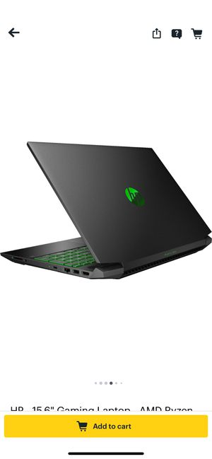 HP LAPTOP for Sale in Anoka, MN
