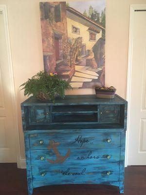 Designer Custom Painted Hope Desk for Sale in Clermont, FL