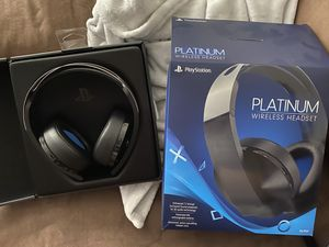 Platinum Wireless Headset for Sale in St. Louis, MO