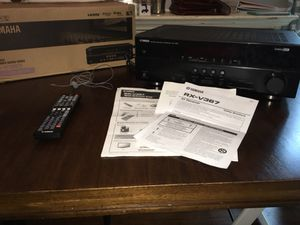 Yamaha Receiver for Sale in Alexandria, VA