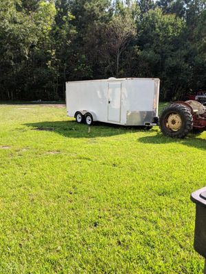 18ft enclosed trailer for Sale in Greeneville, TN