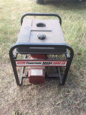 Generator Portable Coleman Powermate Model PM52-5202 for Sale in Oklahoma City, OK