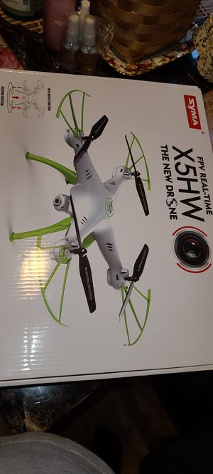Syma X5HW drone work in the box for Sale in Puyallup, WA