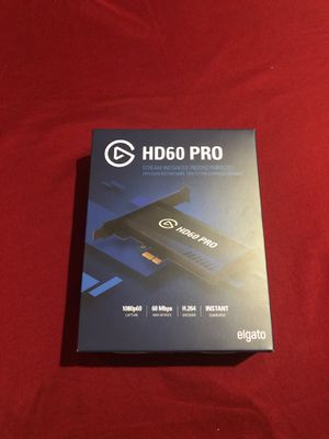 Elgato HD 60 Pro for Sale in Queens, NY