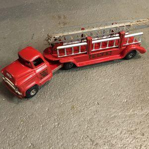 Buddy L Firetruck for Sale in Seymour, CT