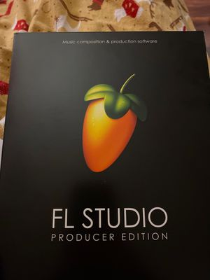 FL STUDIO (fruity loops) for Sale in Charlotte, NC
