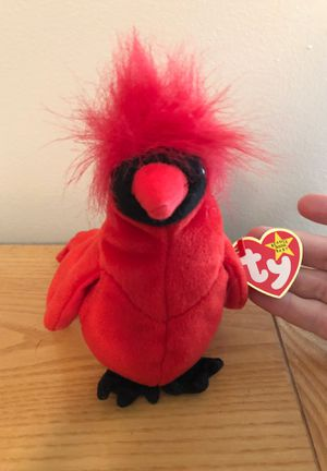 Beanie baby: Mac w/all tag errors for Sale in Eno Valley, NC