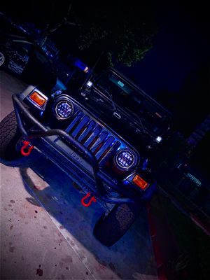 1997 Jeep Wrangler - Automatic Transmission for Sale in West Covina, CA