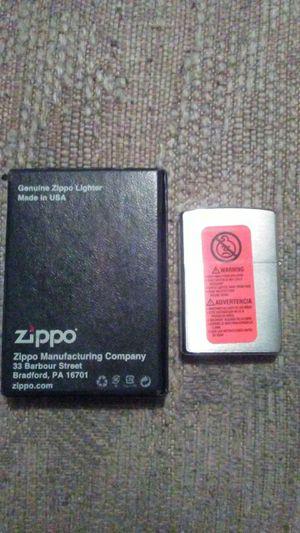 Zippo lighter for Sale in Modesto, CA