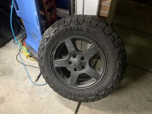 Jeep wheels for Sale in Arvada, CO