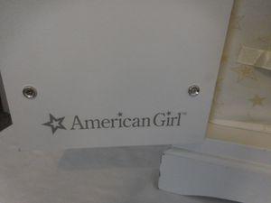 "American Girl 18""Doll Storage Cabinet wardrobe armoire Retired rare for Sale in Lake Elsinore, CA"