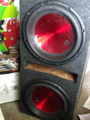 12 inch subs for Sale in Chicago, IL