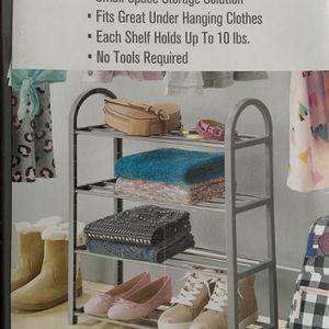 Shoe Rack/Closet Organizer for Sale in Arvin, CA