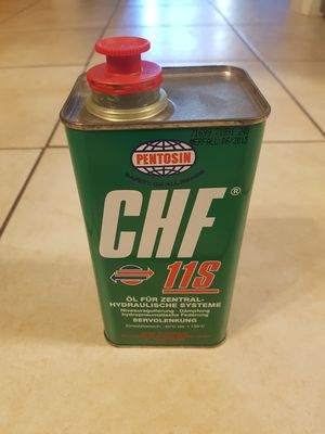 Pentosin CHF 11S power steering fluid for Sale in Palm Harbor, FL