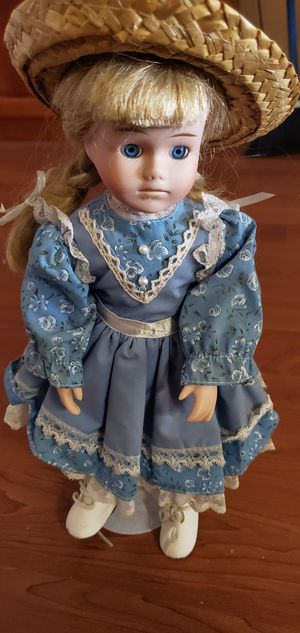 JRL Toys Porcelain Collecter Doll for Sale in Colorado Springs, CO