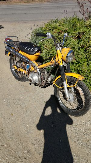 Honda trail 90 for Sale in Spring Valley, CA