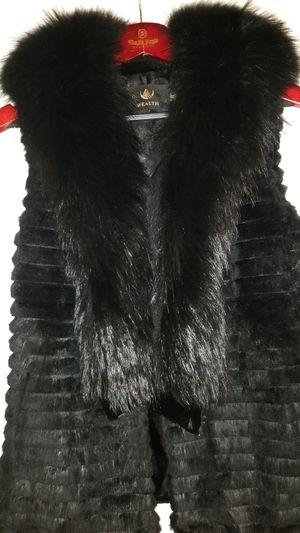 Fox fur vest for Sale in Chicago, IL