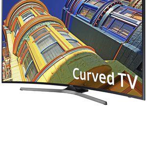 Samsung UN65KU6500 Curved 65-Inch 4K Ultra HD Smart for Sale in Whittier, CA