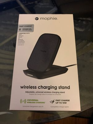 Mophie wireless charging stand for Sale in Hayward, CA
