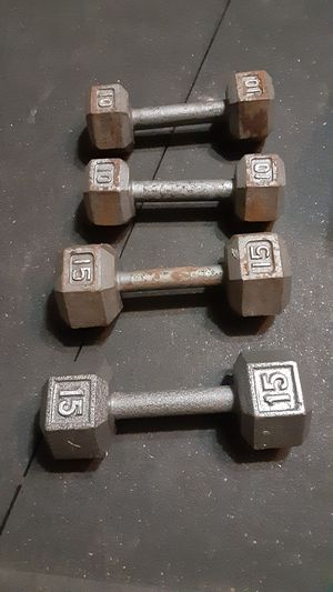 Dumbbells for Sale in Saginaw, TX