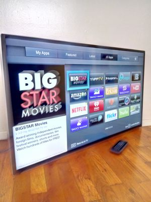 """40"""" VIZIO LED SMART HDTV THIN ( FREE DELIVERY ) for Sale in Lynwood, CA"""