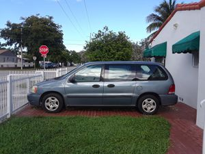 Ford freestar 2004 full power XLT 124k miles, never crashed or major repairs brand new battery, front and rear A/C ,7 PASSENGERS $ 2250.00 cash as is for Sale in Sebring, FL