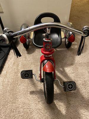 """Schwinn Roadster Tricycle, 12"""" wheel size, Trike Kids Bike Red for Sale in Elkridge, MD"""