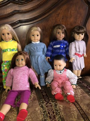 American girl dolls $60 each for Sale in Hanover Park, IL