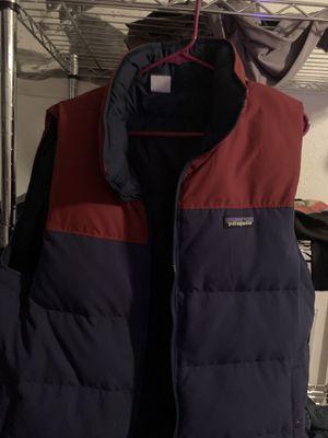 Men's Patagonia vest , size large for Sale in Austin, TX