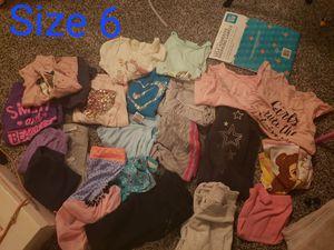 Girls clothes 6/6x for Sale in Allen, TX