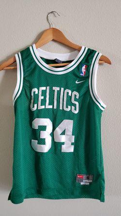 Jersey boys NBA celtics pierce green for Sale in Riverside,  CA