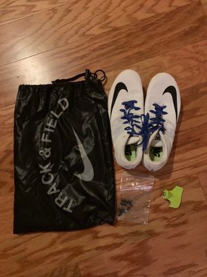 Nike track shoes size 9 for Sale in Montgomery, AL