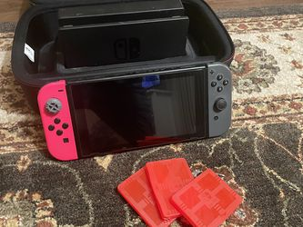 Nintendo switch, Great Condition. Perfect Screen. for Sale in Vancouver,  WA