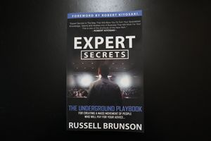 Expert Secrets Book by Russell Brunson for Sale in Columbia, SC
