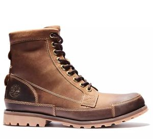 "Timberland Men's Earthkeepers original 6"" Leather boots. for Sale in Chino Hills, CA"