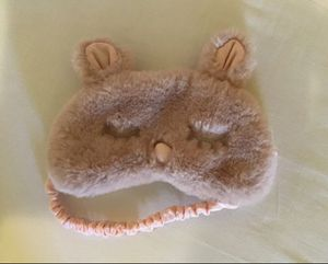 (Free with purchase of $20)Pink bunny sleeping mask for Sale in Hillsboro, OR