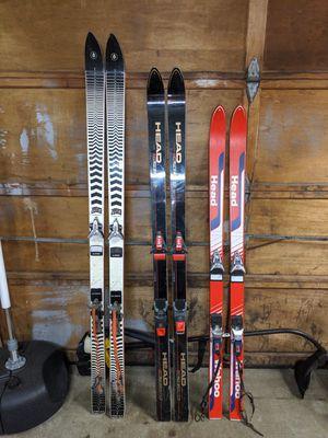 Vintage Head & Volkl skis for Sale in Graham, WA