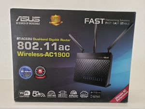 ASUS RT AC 1900 DUAL BAND ROUTER for Sale in Aubrey, TX