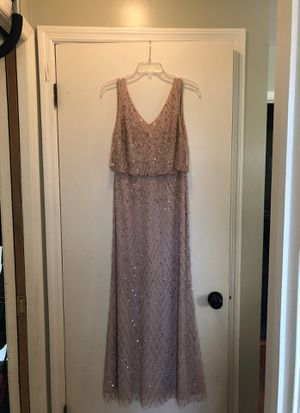 Bhldn Blaise dress, color: blush, size: 2 for Sale in Arlington Heights, IL