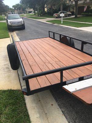 2017 American trailer- 6.5x14 for Sale in Lake Worth, FL