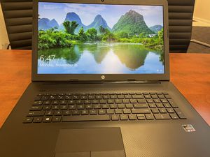 """HP 17"""" Laptop for Sale in Fresno, CA"""