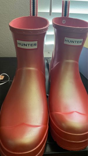 Hunter rain boots for Sale in San Diego, CA