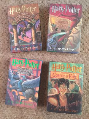 Harry potter books for Sale in Columbia, TN