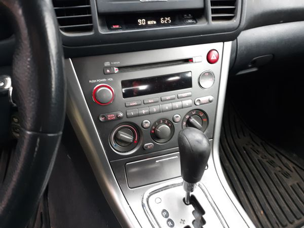 2006 Subaru Outback All Wheel Drive
